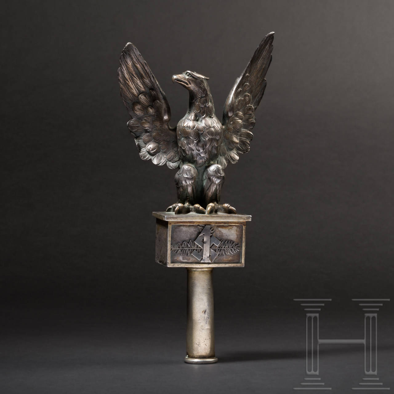 A Standard Eagle of the 1st Podhale-Schützen-Regiment (Mountain Infantry)