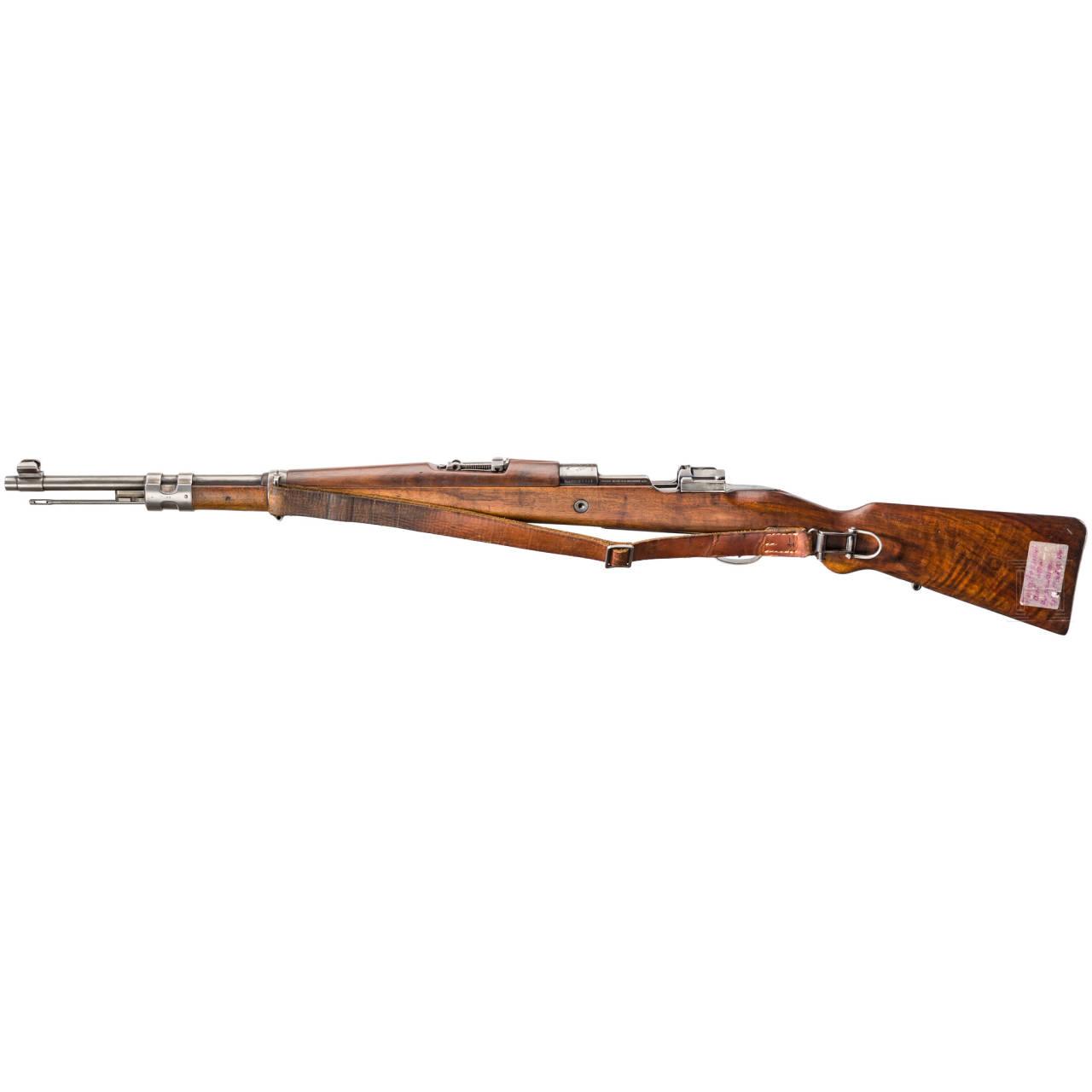 "Karabiner Mod. 1935 (""Carabineros""), Mauser"