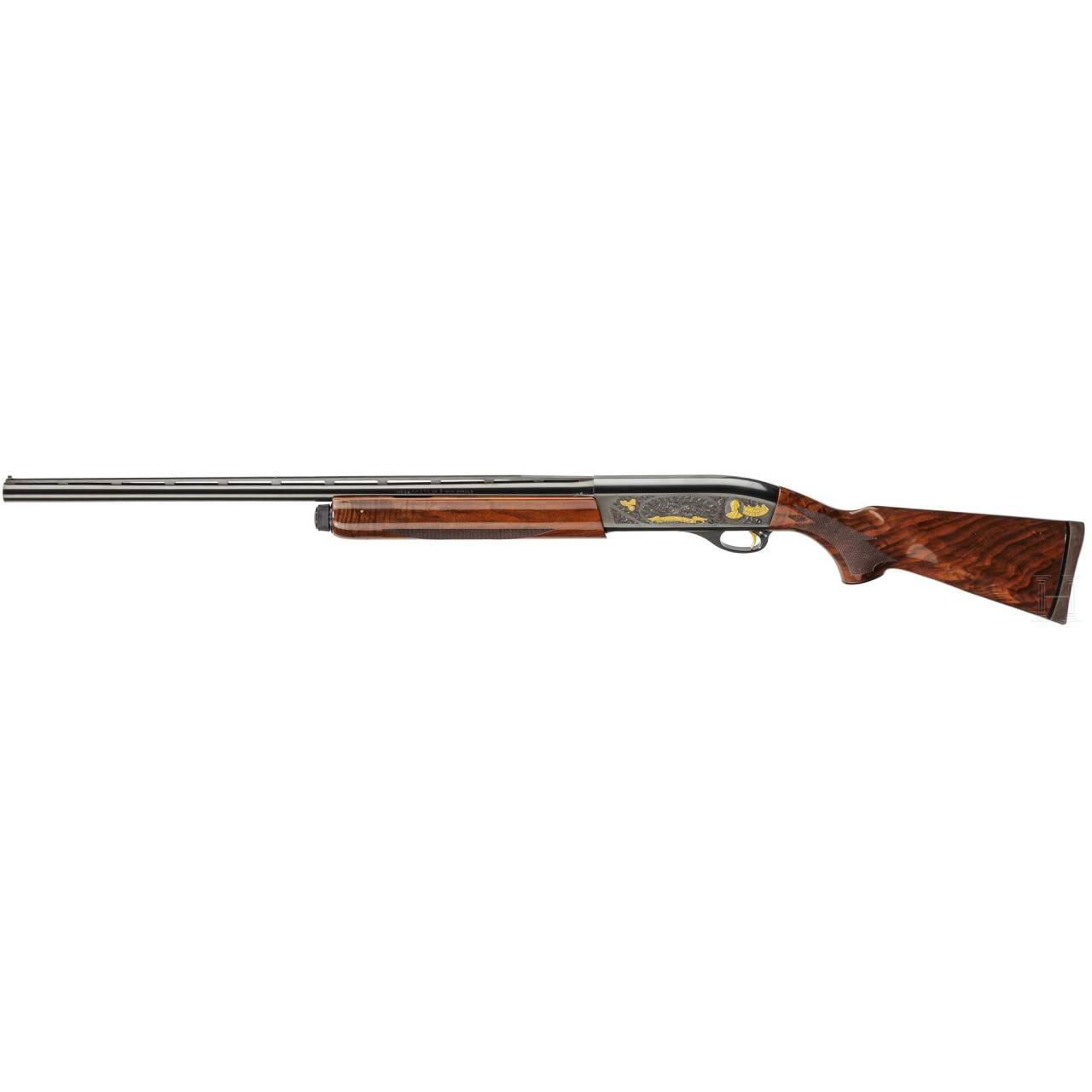 Remington Mod. 11-87 mit WL, Nr. 3 vom Collector Set von drei nummerngleichen Waffen zum 180. Jubiläum über jeweils 180 Stück