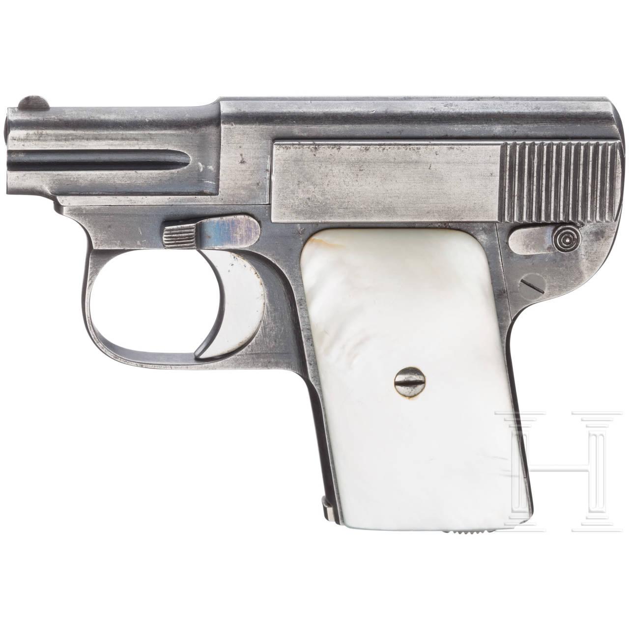 Miniatur-Taschenpistole Gavage