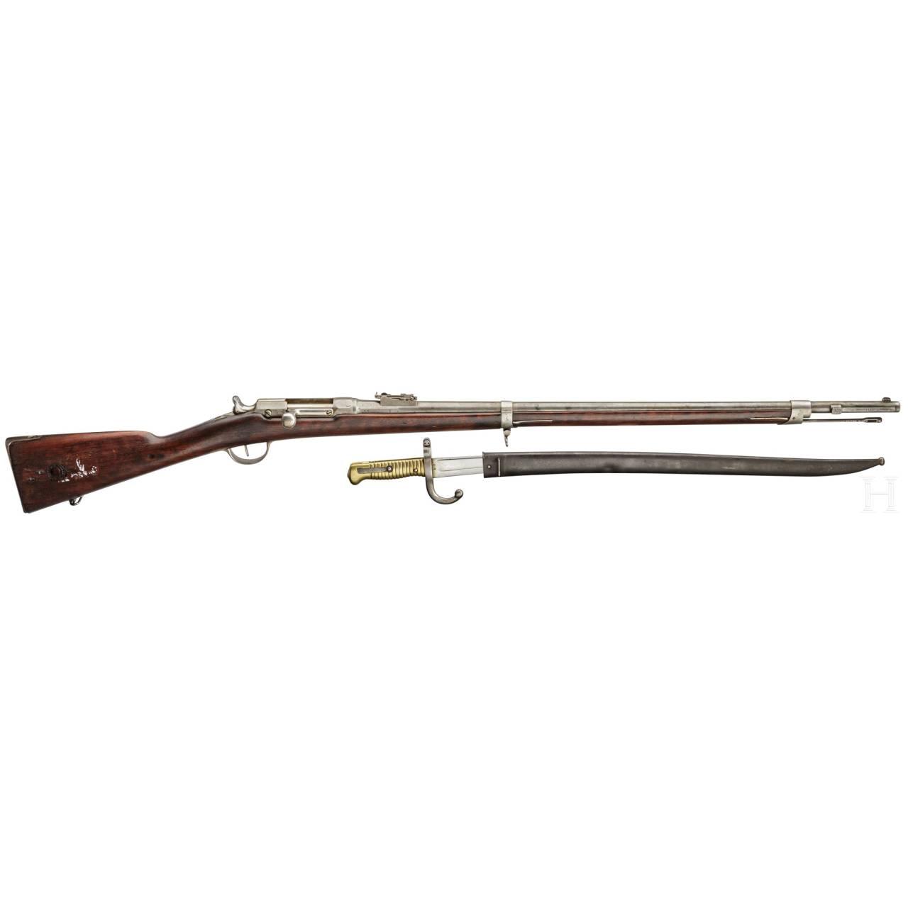 Infanteriegewehr Chassepot M 1866