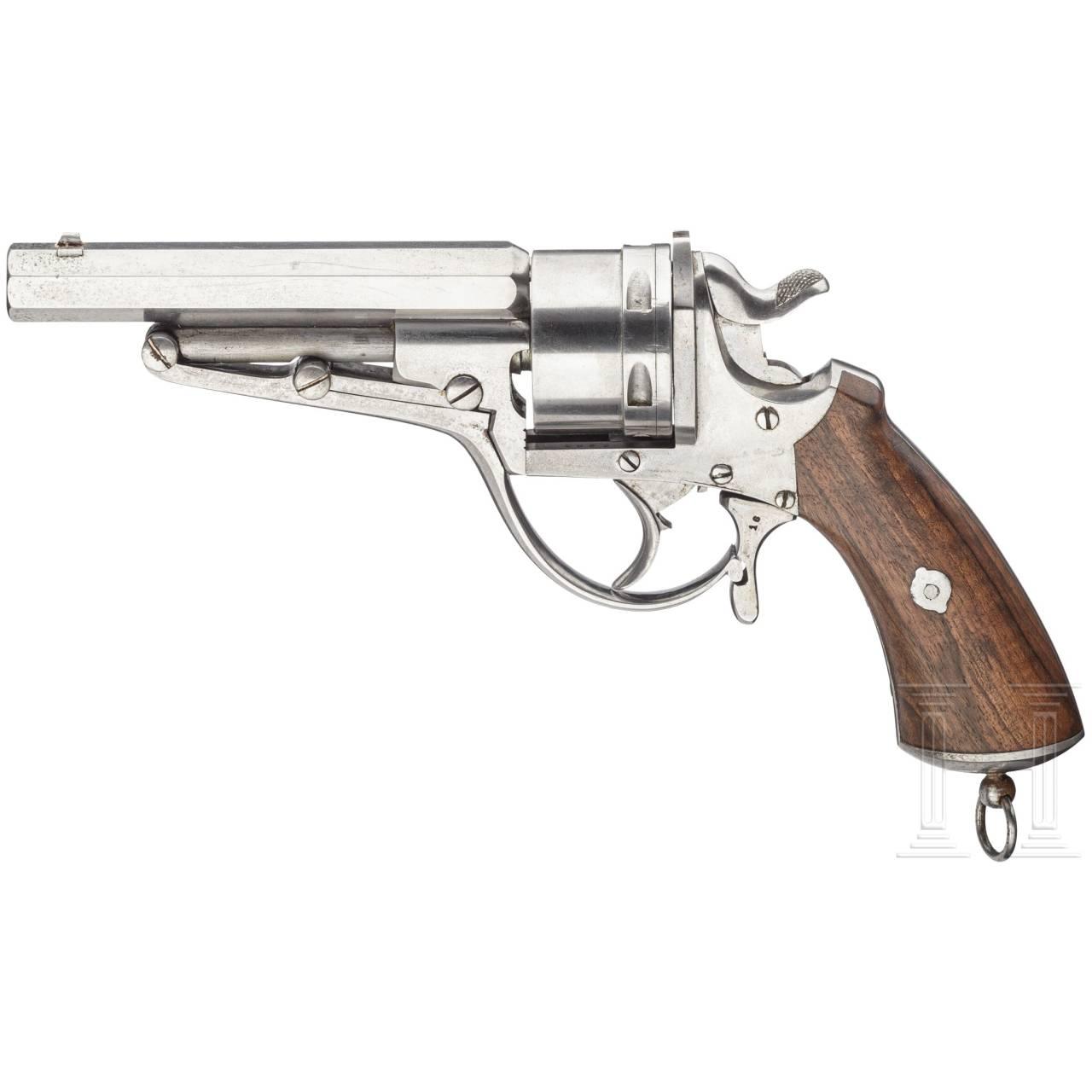 Revolver, C.F.G./ Galand