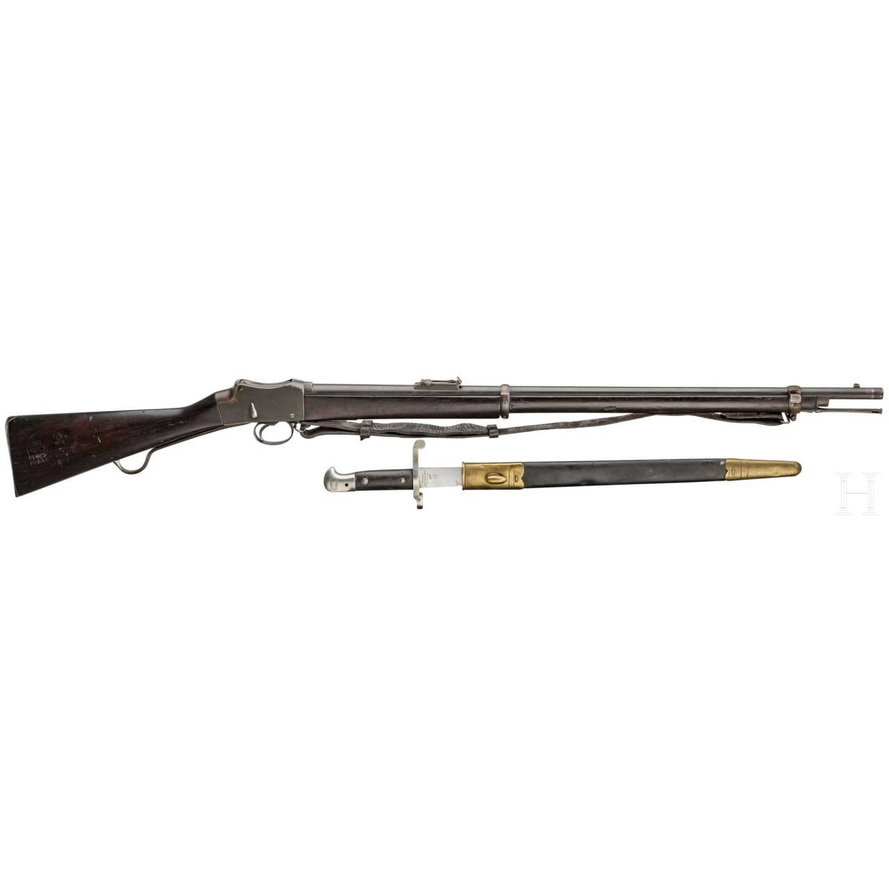 Martini-Henry Rifle Mark IV/1.