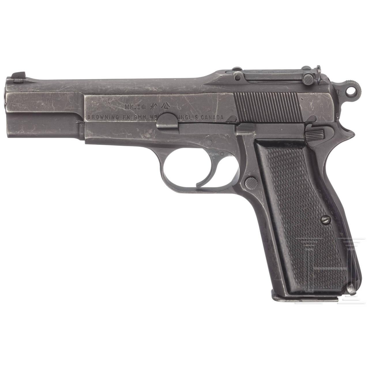 A Browning Inglis No. 1 Mk I*
