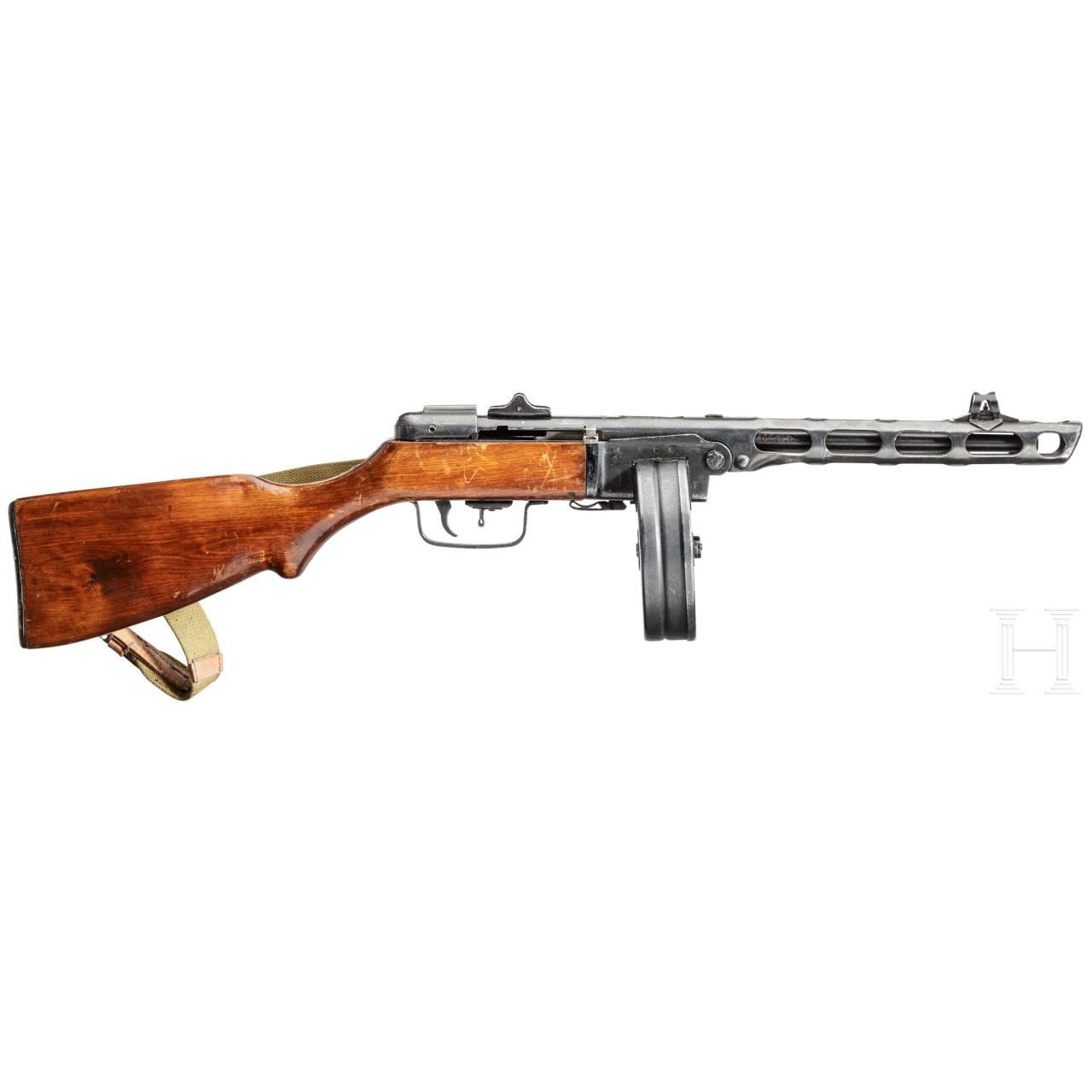 A PPSh 41 (SLK 41)