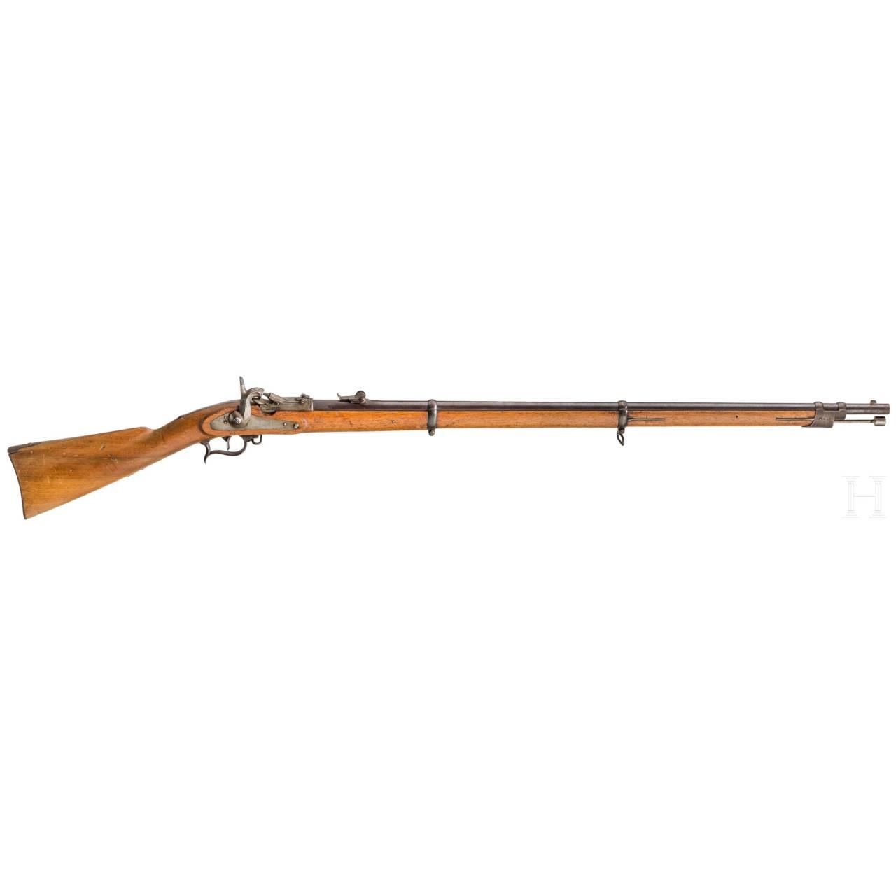 Infanteriegewehr M 1863/67, System Milbank-Amsler