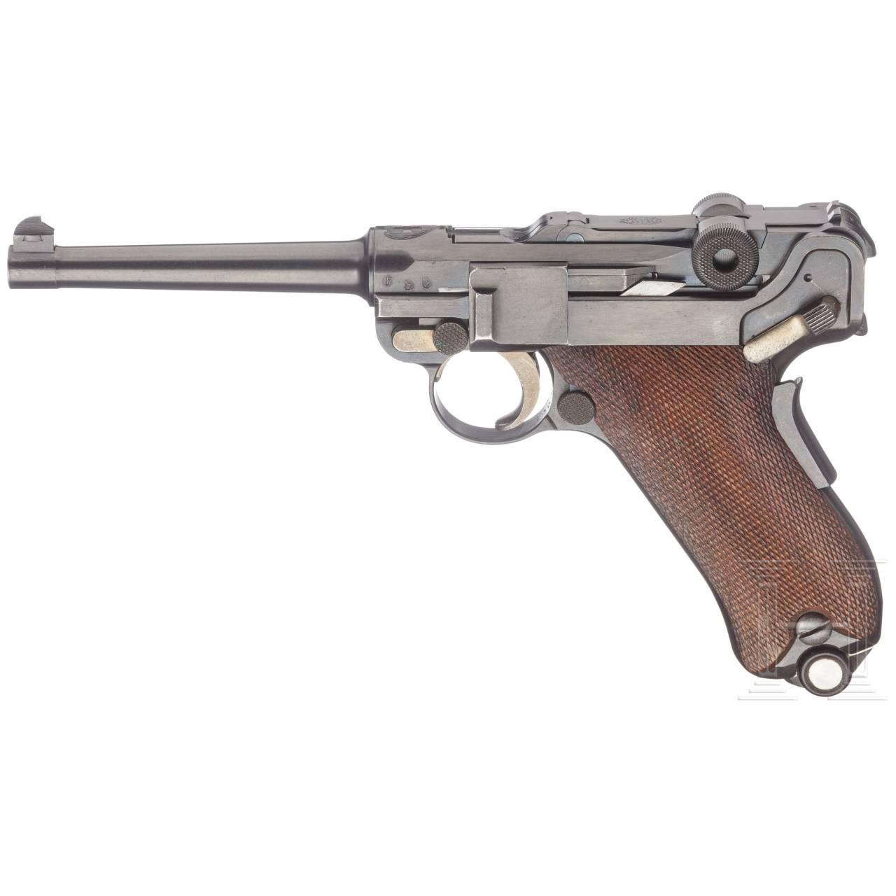 Pistole 00/06, DWM