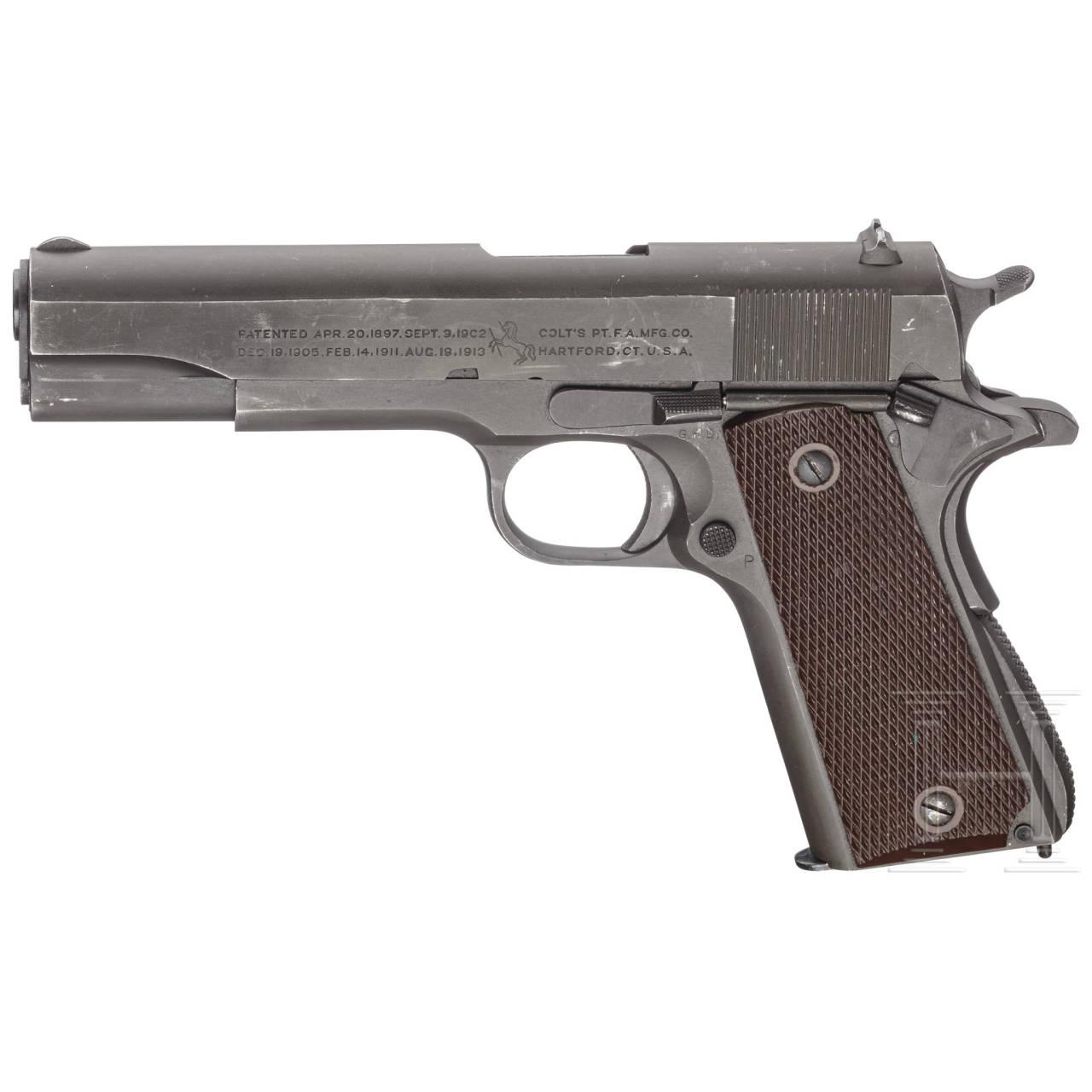 Colt Mod. 1911 A 1, Bundeswehr