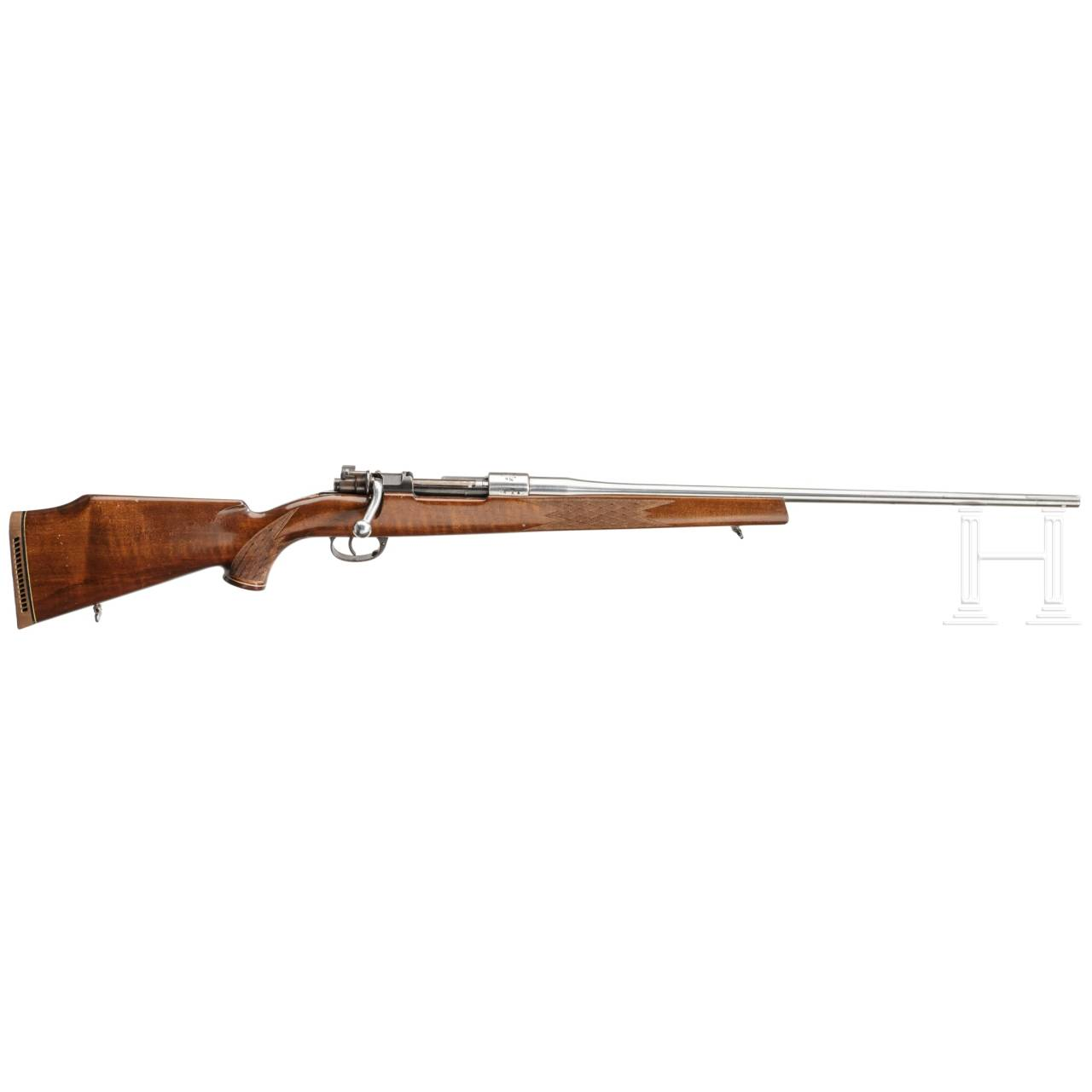 Jagdliches System Mauser mit Schaft
