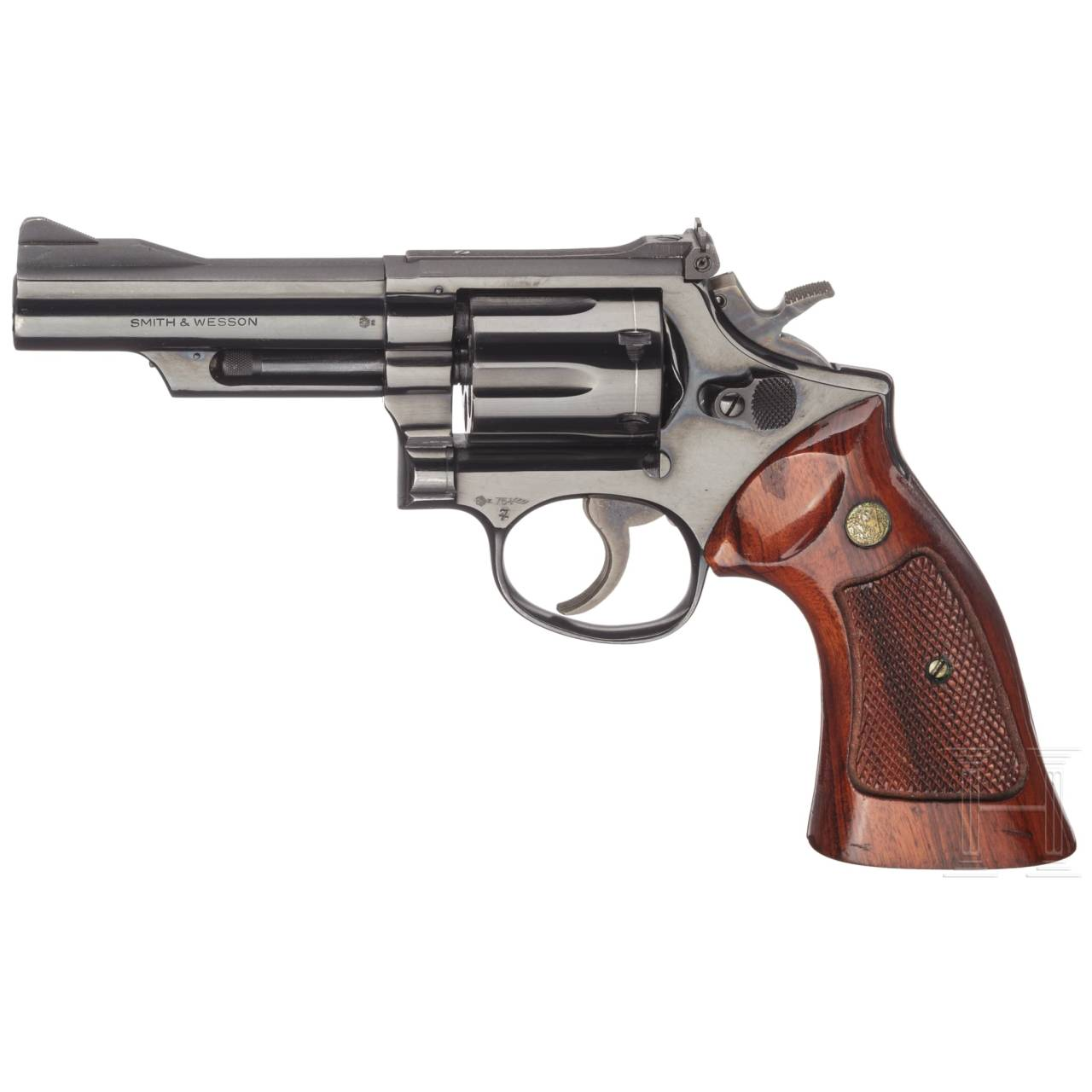 "Smith & Wesson, Mod 19-3, ""The .357 Combat Magnum"""