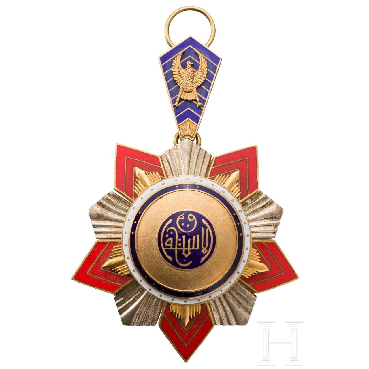 Ägypten - Unabhängigkeitsorden (Istiklal-Orden) - Großkreuz