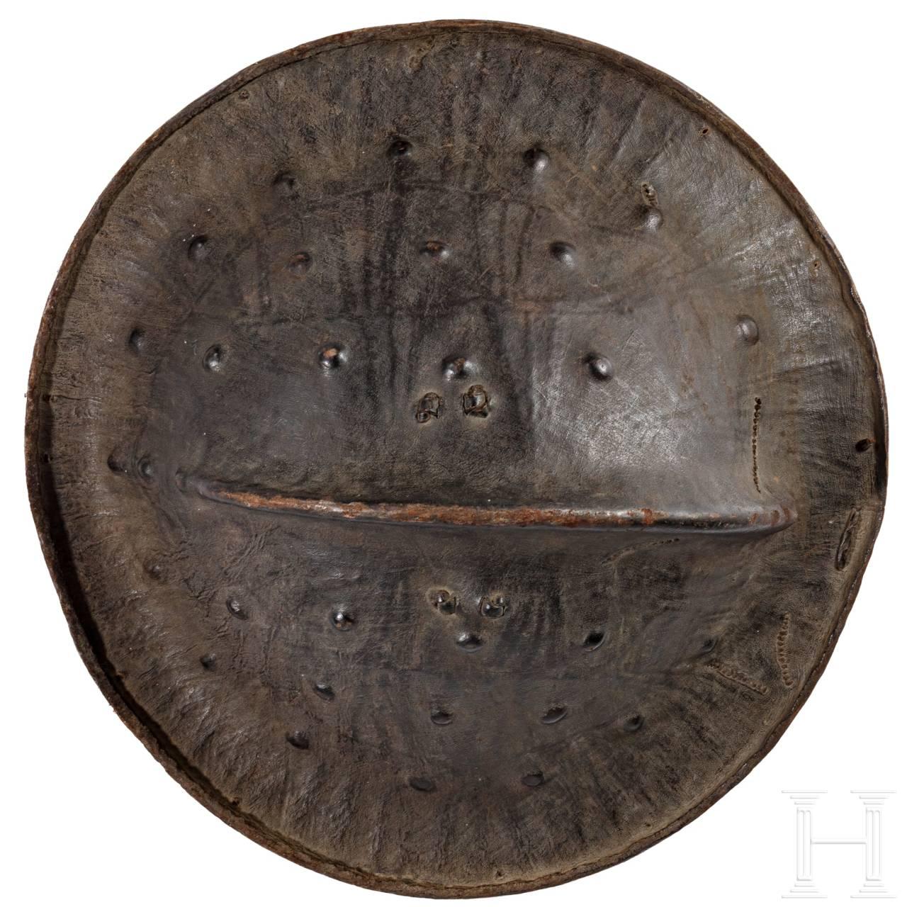 Schild der Oromo, Äthiopien, um 1900