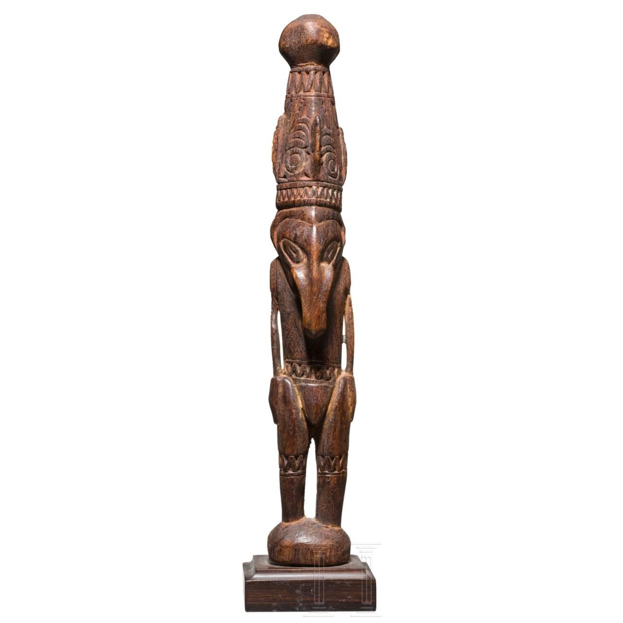 Anthropomorphe Figur, Papua-Neuguinea