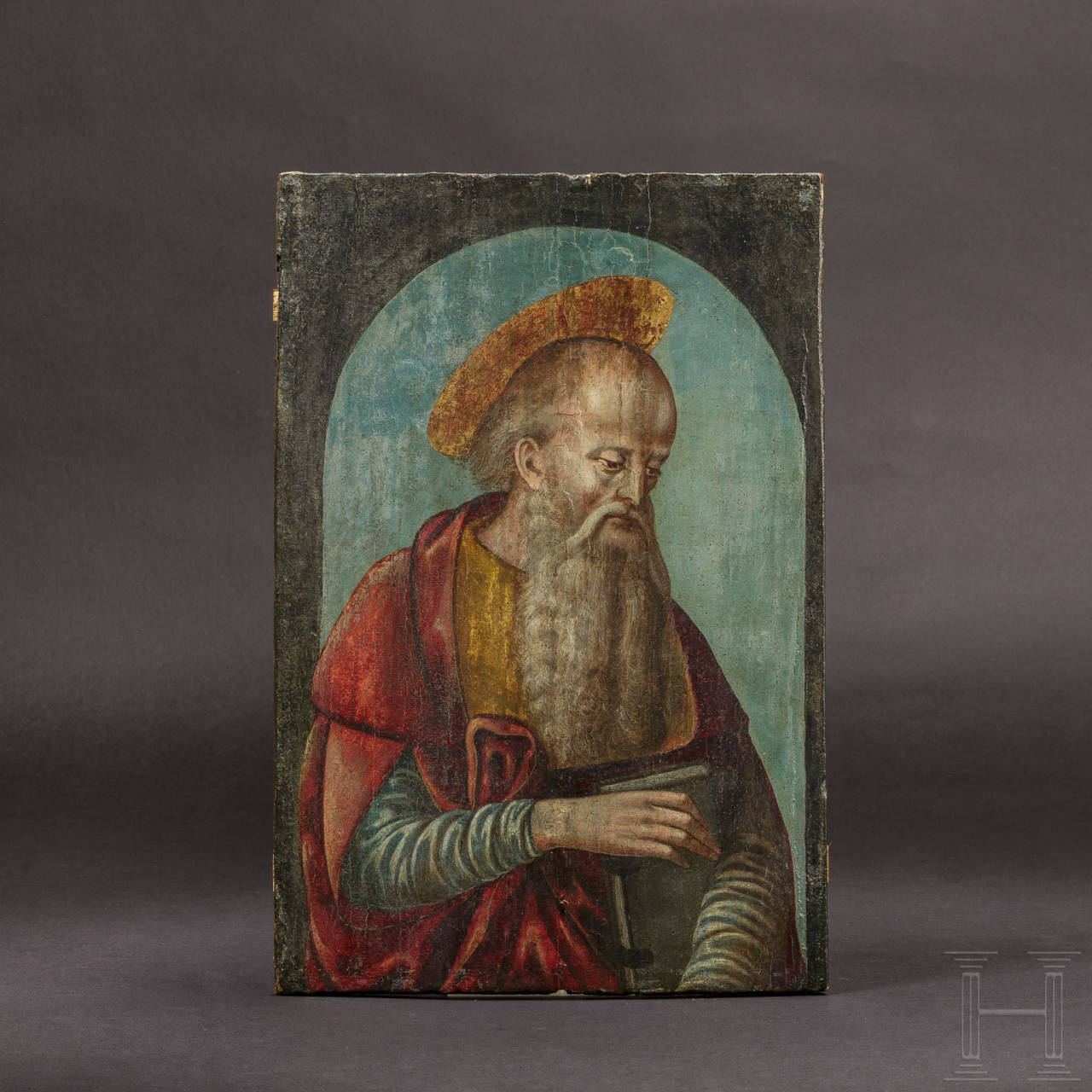 Hl. Anthonius von Padua, Italien, 1. Hälfte 15. Jhdt.