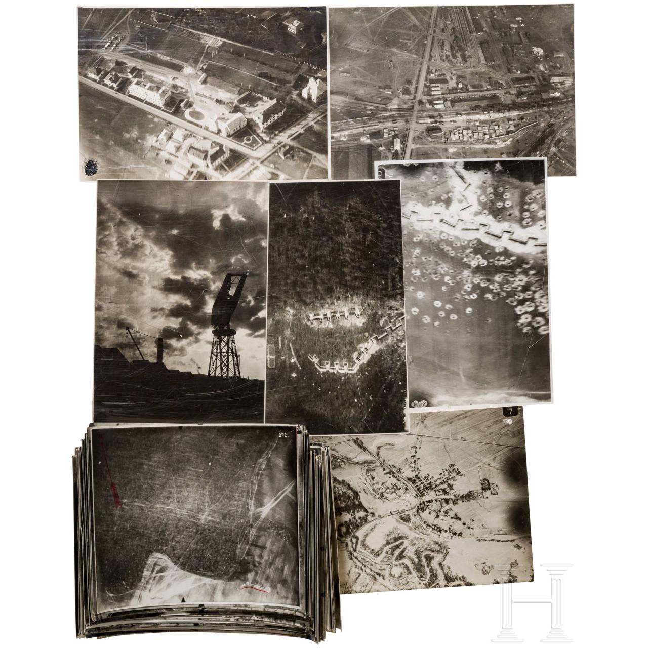 128 Luftbildaufnahmen der k.u.k. Luftfahrtruppen