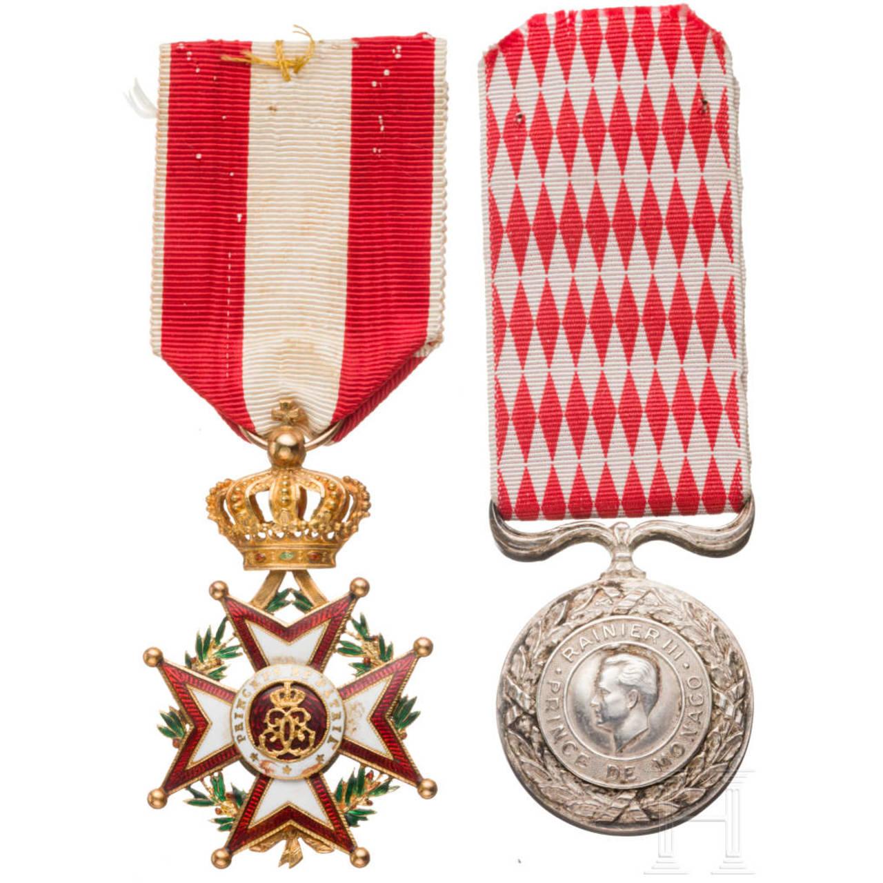 Ordre de Saint-Charles - Ritterkreuz 2. Typ