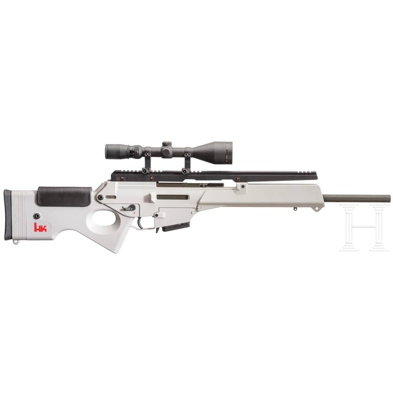 Heckler & Koch HK SL 8 (HK G36 Zivilversion), mit ZF 2,5 - 10 x50, Werkzeug, diverses Zubehör