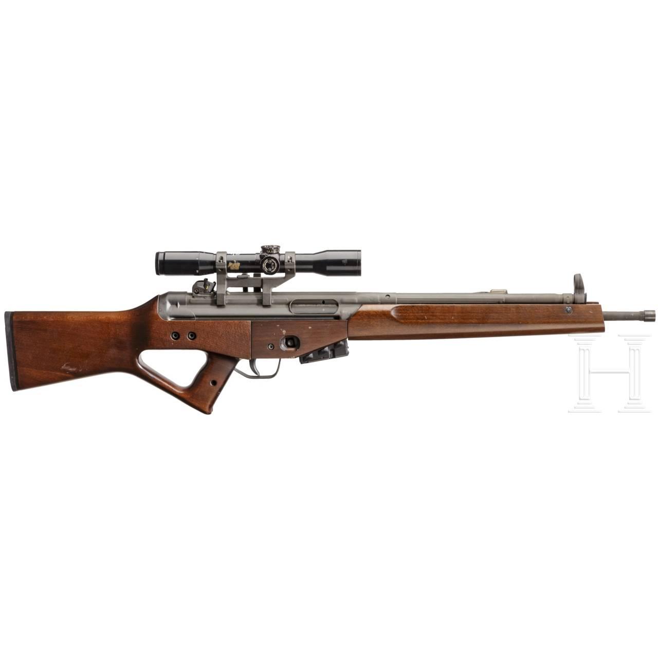 Selbstladegewehr SAR97 mit ZF Zeiss