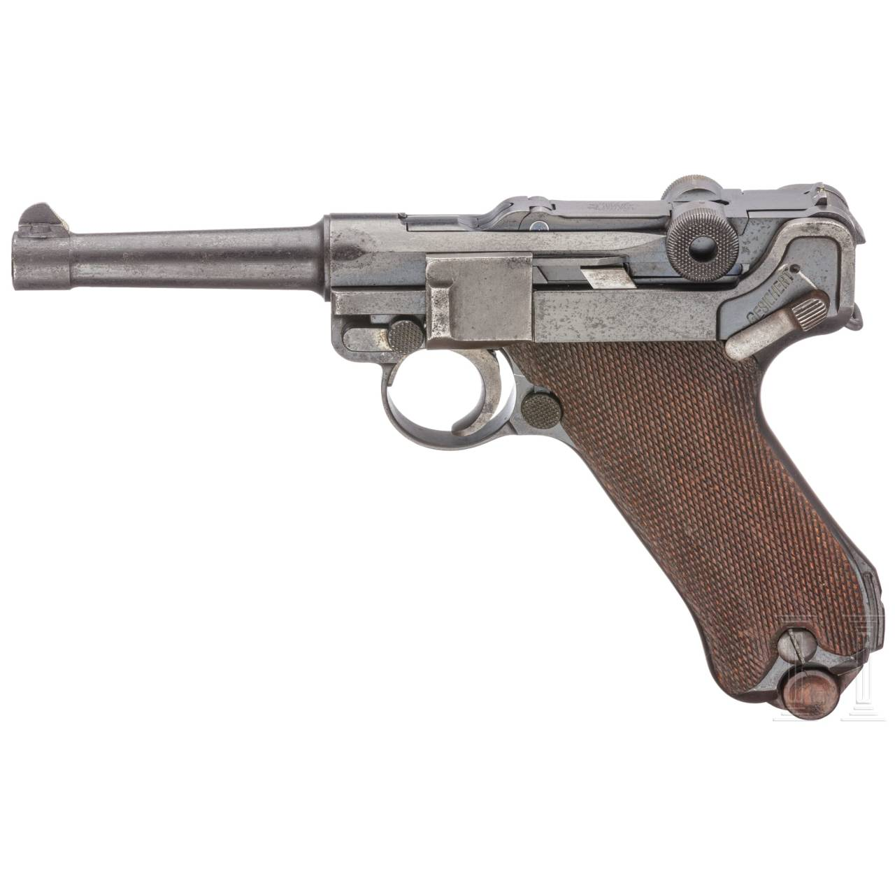 """Mauser/DWM, Parabellum 29 (""""1933 Mauser sneak"""")"""