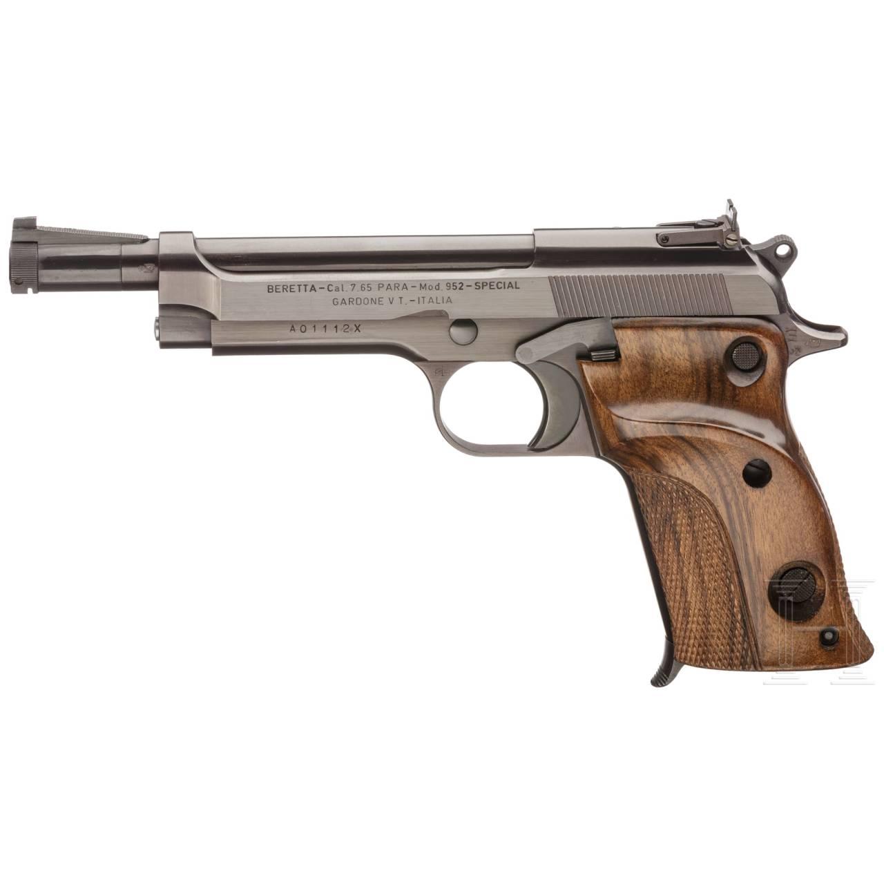 Beretta Mod. 952-Special