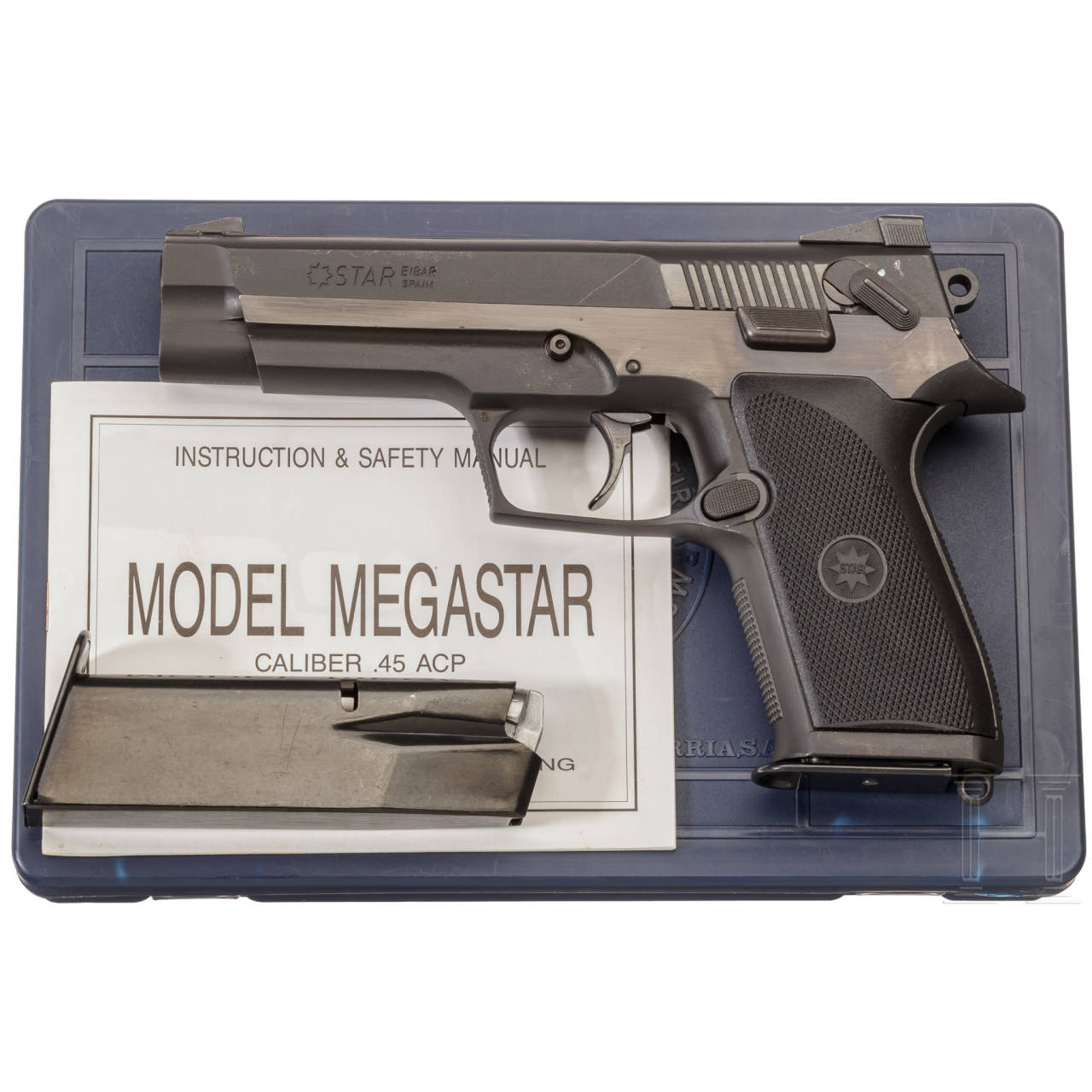 "Star Mod. 50 ""Megastar .45"", in Box"