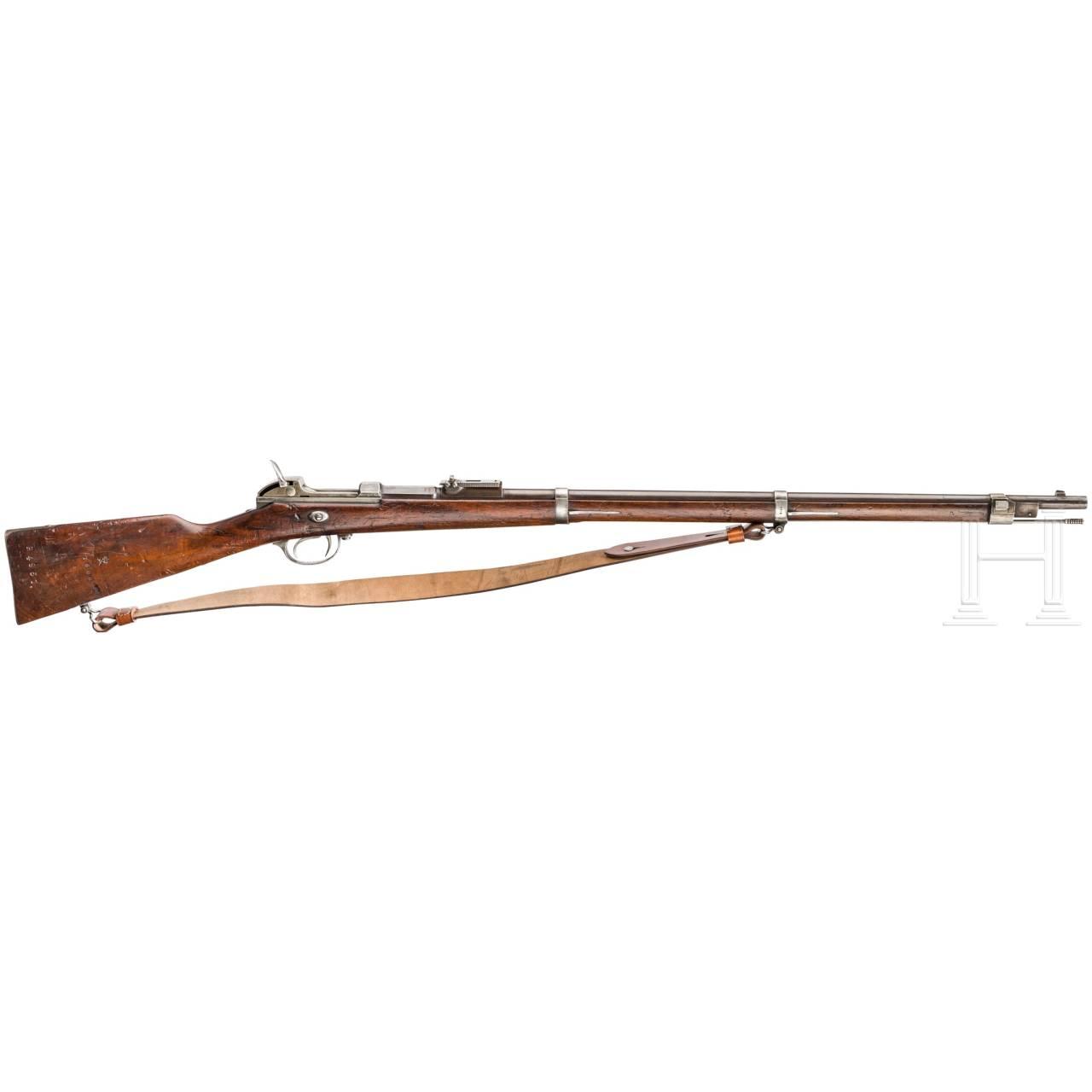 A M 1869 Werder n.M. rifle, OEWG