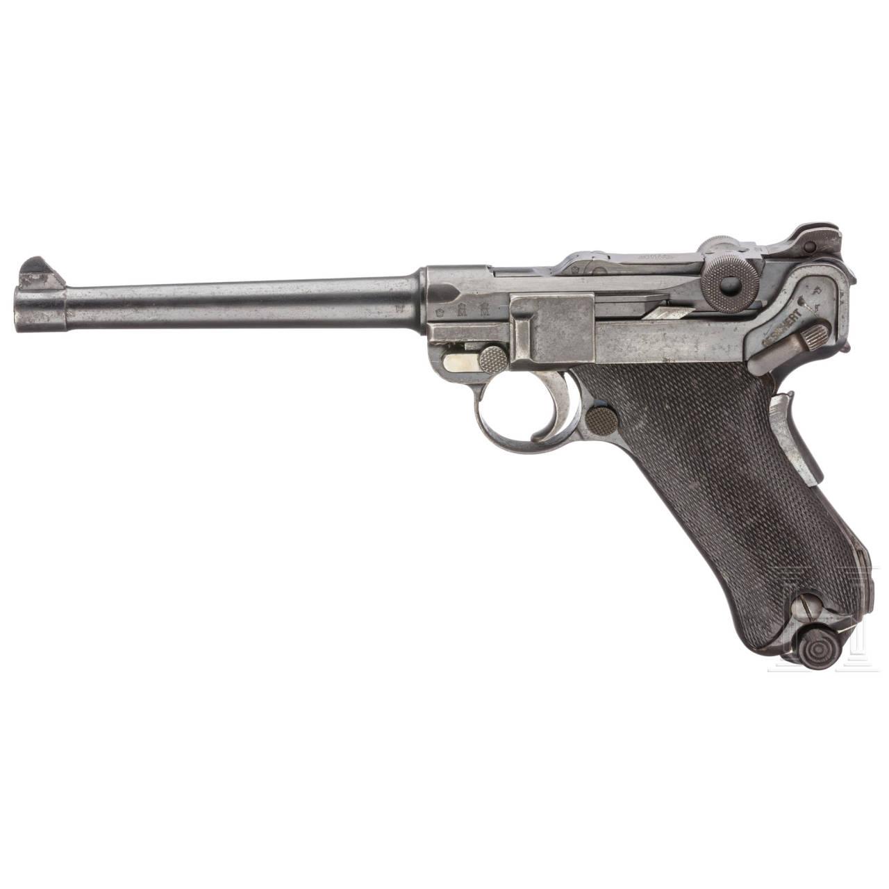 Pistole 04 (1906), DWM