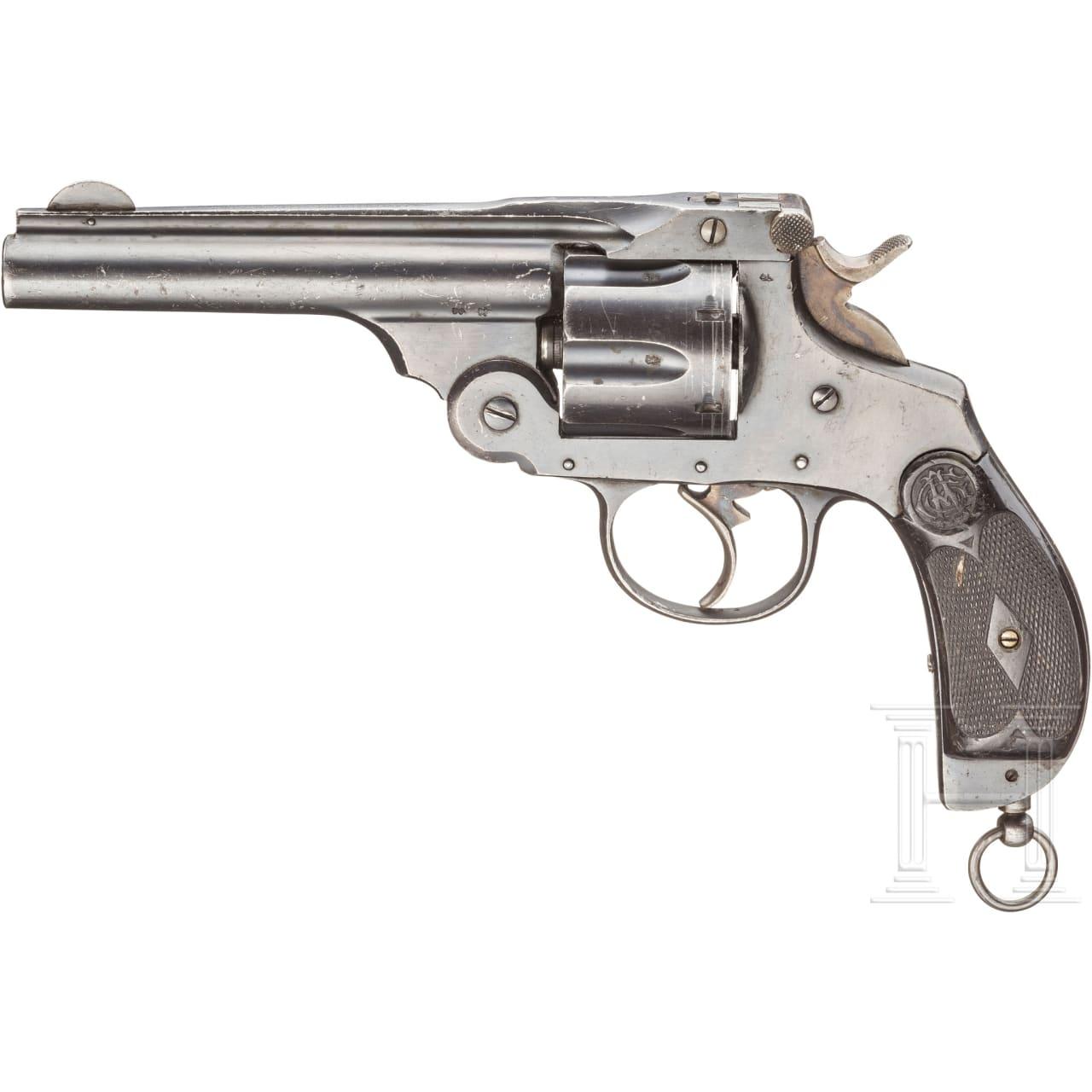 "Garate Tipo Smith Mod. 1915 (Pistol O.P. with 5"" Barrel No. 1 Mark I)"