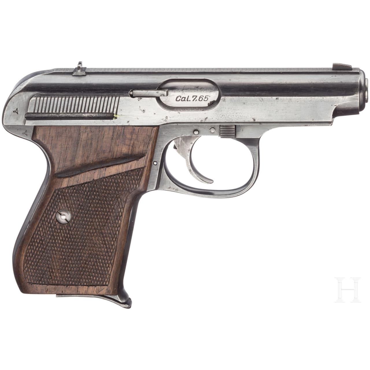 Pistole Gustloff