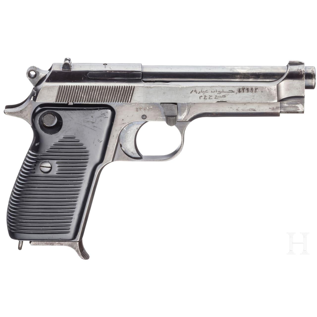 Pistole Helwan