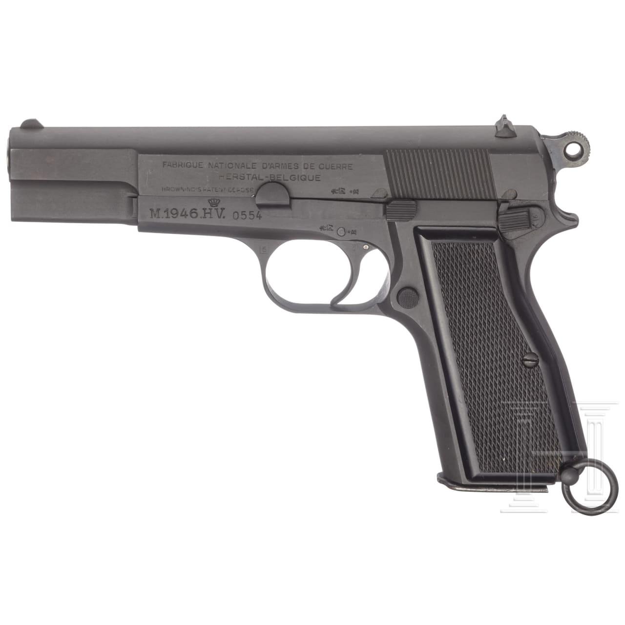 FN HP Mod. 35 (m/46 DK)