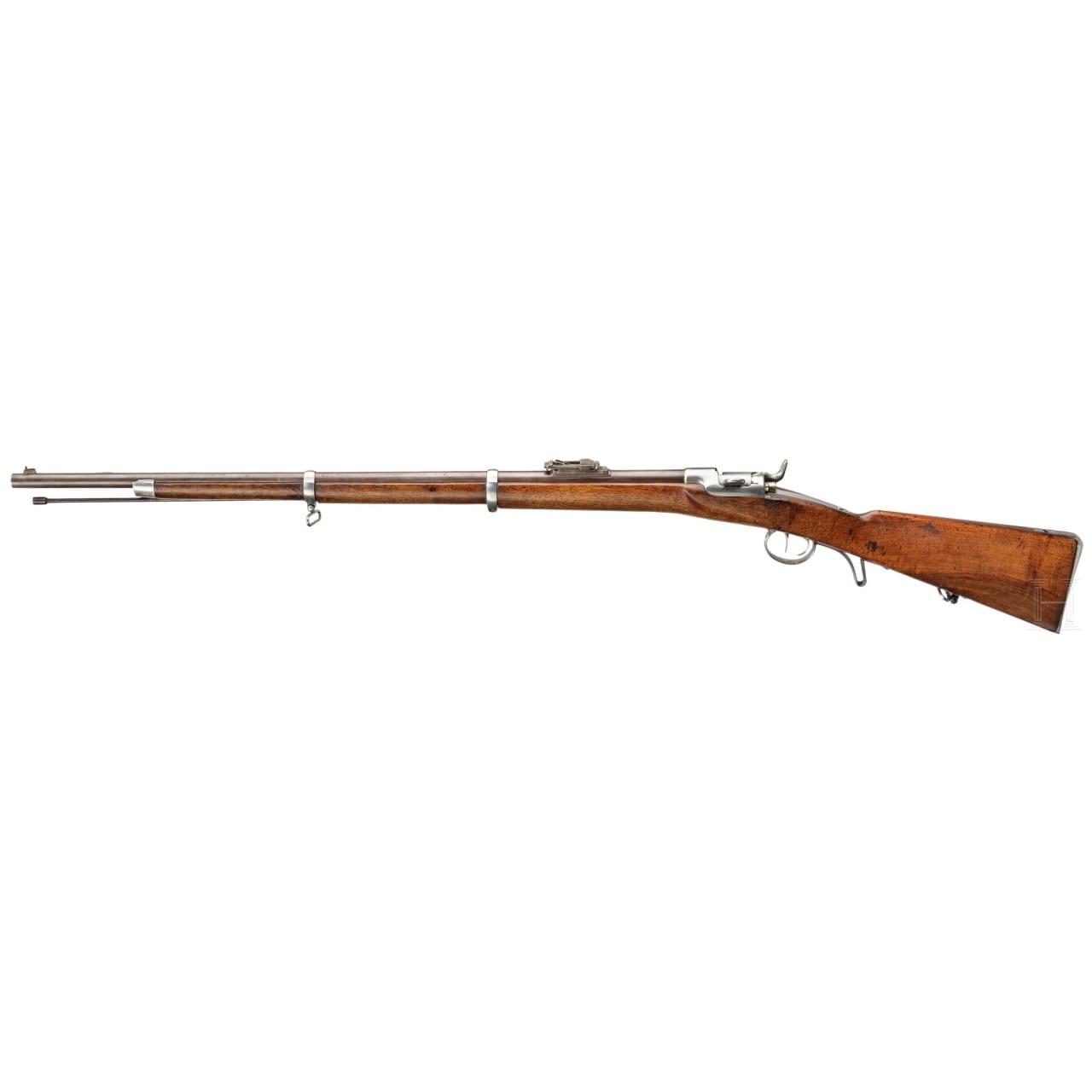 An Infantry Rifle M1867/77, Werndl