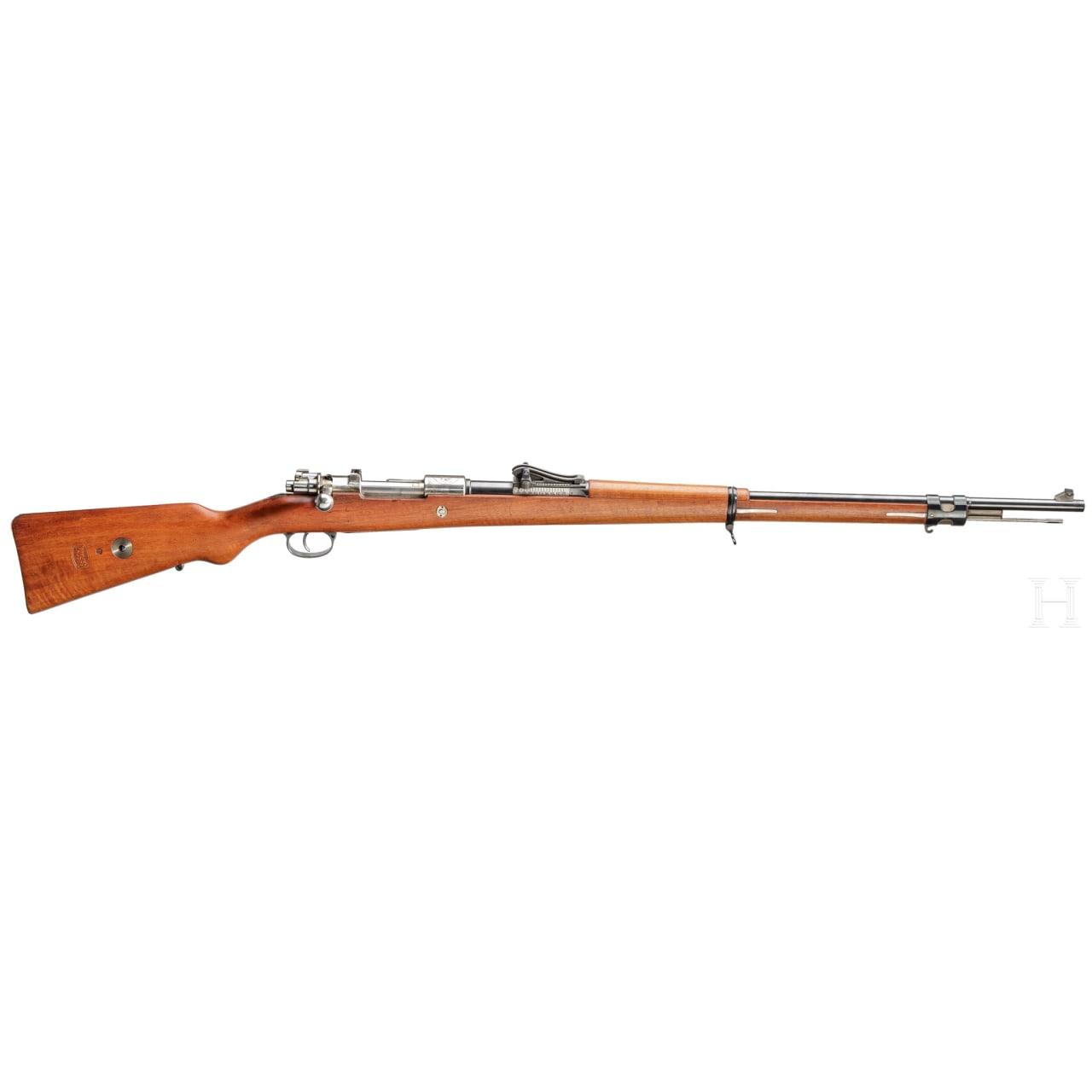 Gewehr Mod. 1909, Mauser