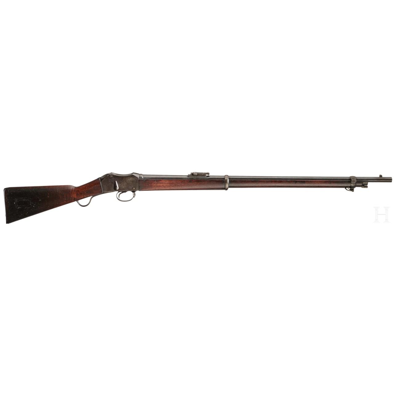 Martini-Henry Rifle Steyr 1880, Portugal (?)