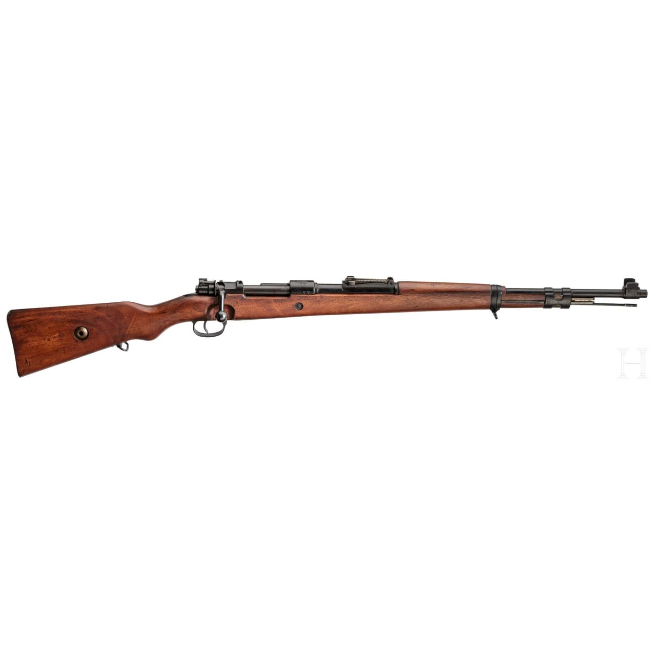 Karabiner 98 k M 1937, Mauser