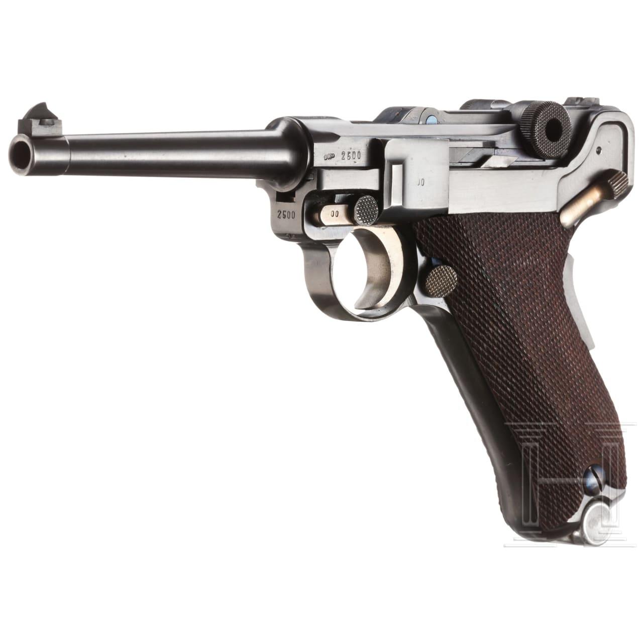 A Parabellum Mod. 06/34, Mauser, Portugal (m/935)