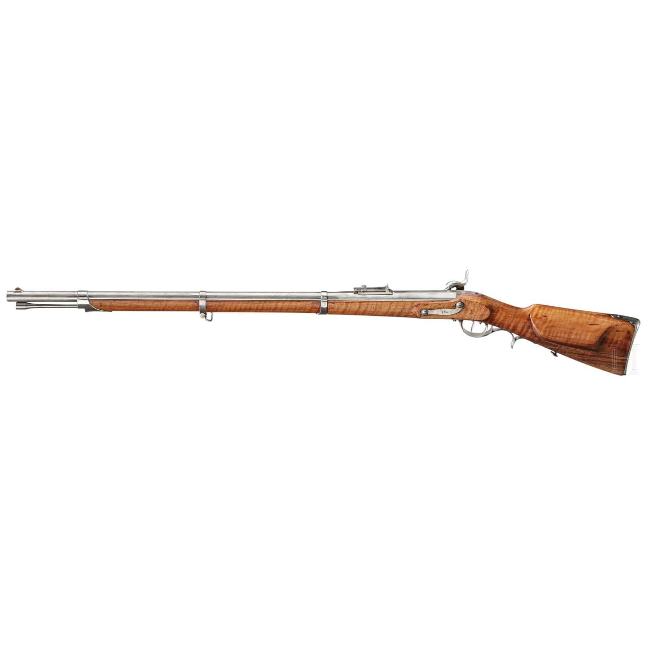 A Model 1854 carabine à tige, Amberg