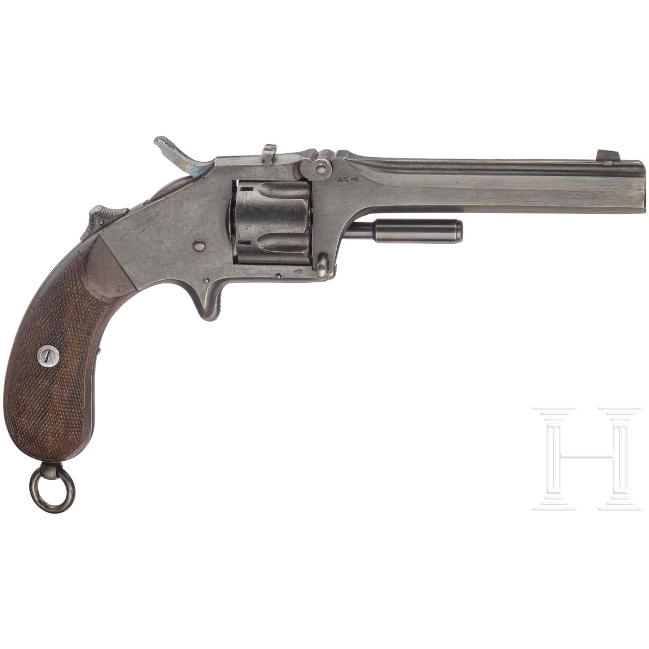 A Model 1873 ordnance revolver