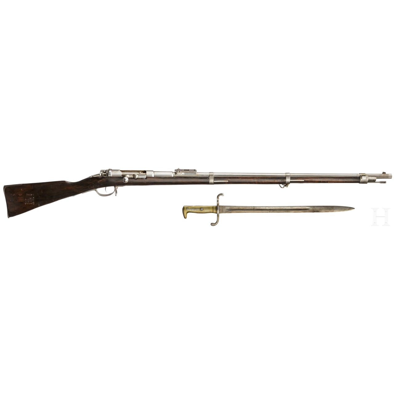 An Infantry Rifle M 71