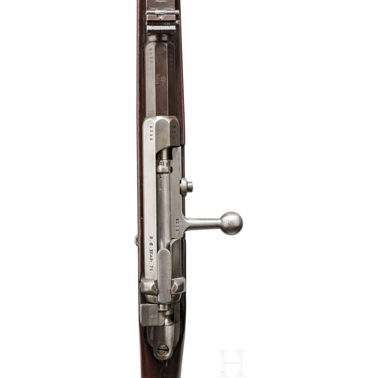An Infantry Rifle M 1871, Amberg