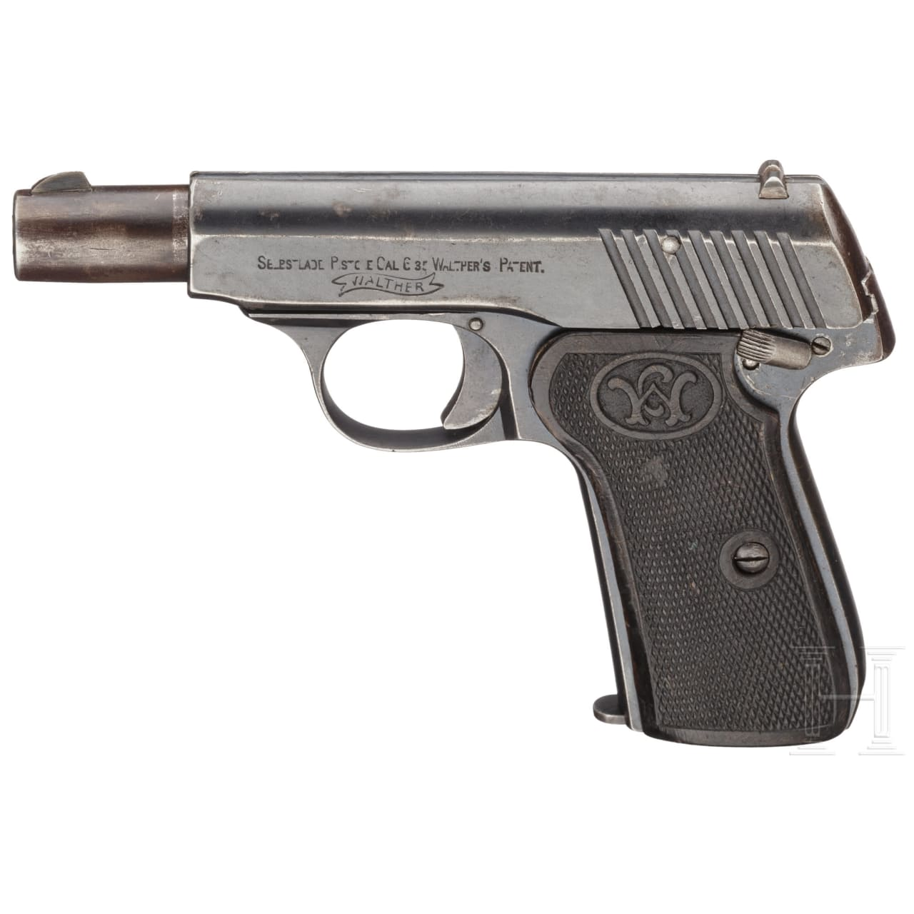 A Walther M 7, 1st version