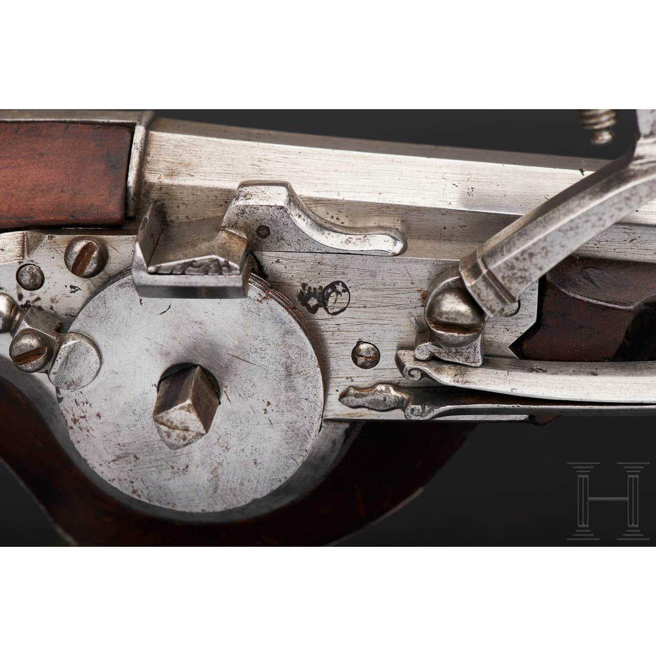A French military wheellock pistol, circa 1630