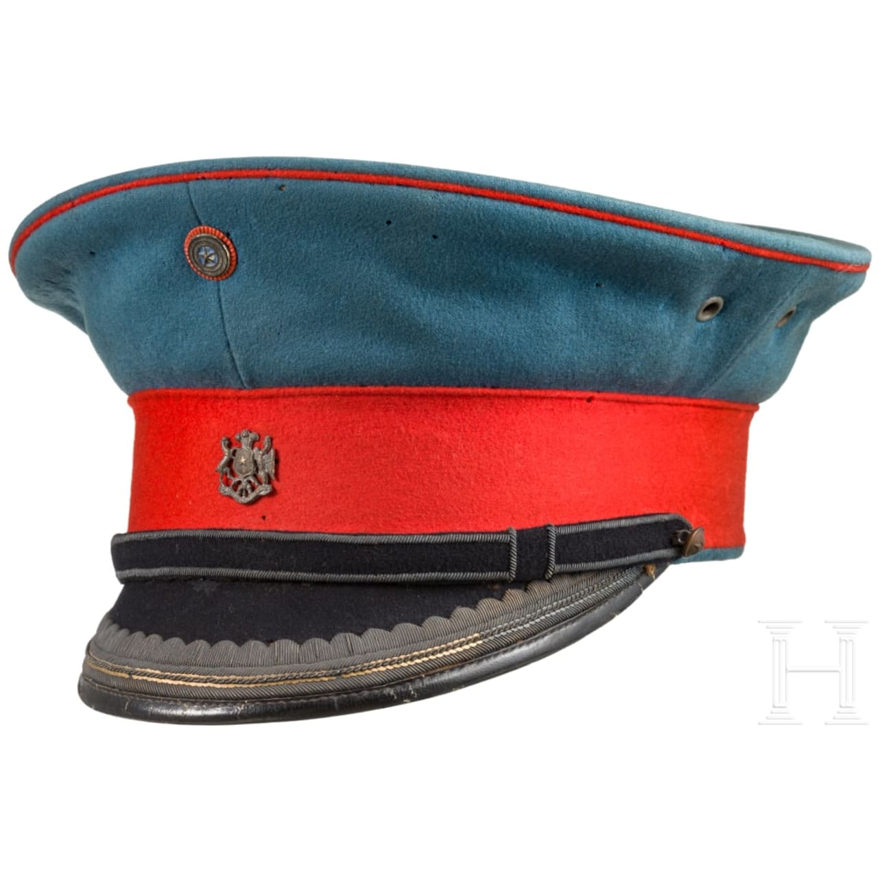 Schirmmütze für Offiziere, 1920er Jahre