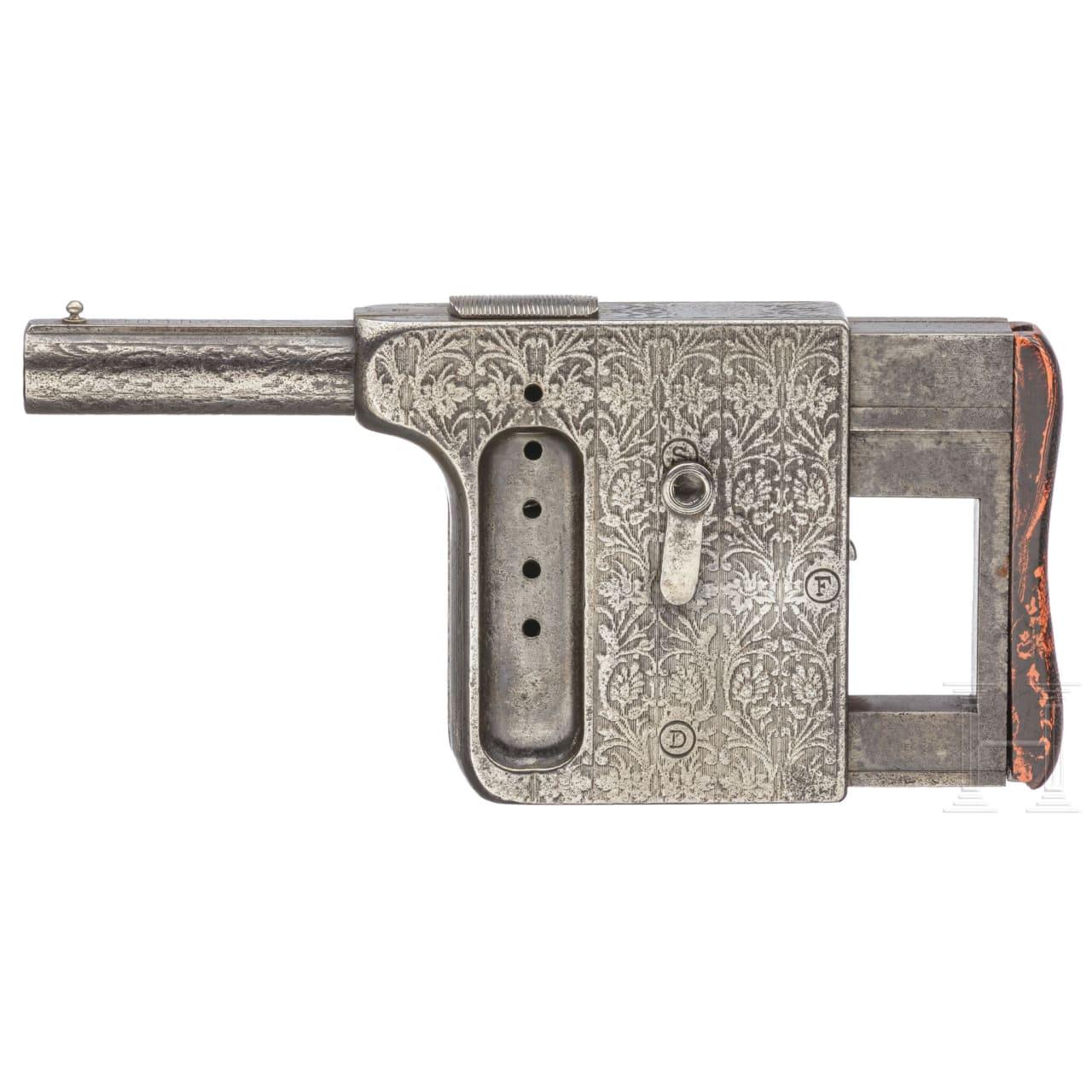 Gaulois-Handdruckpistole No. 3, St. Etienne