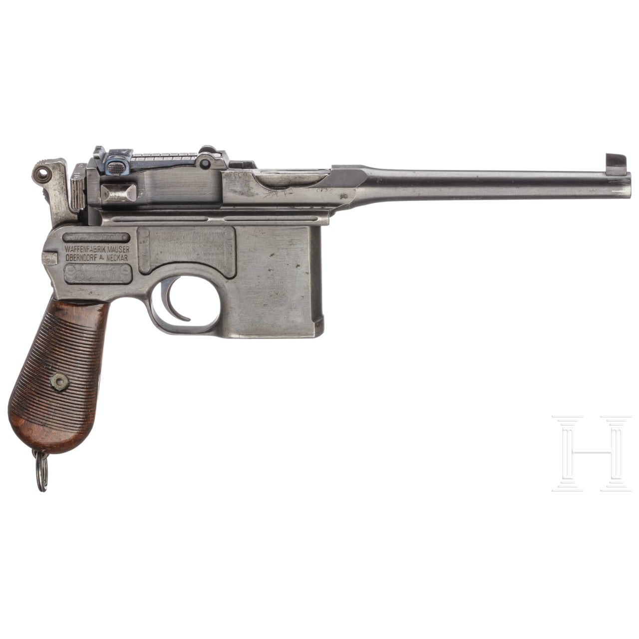 """Mauser C 96, """"Wartime Commercial"""""""