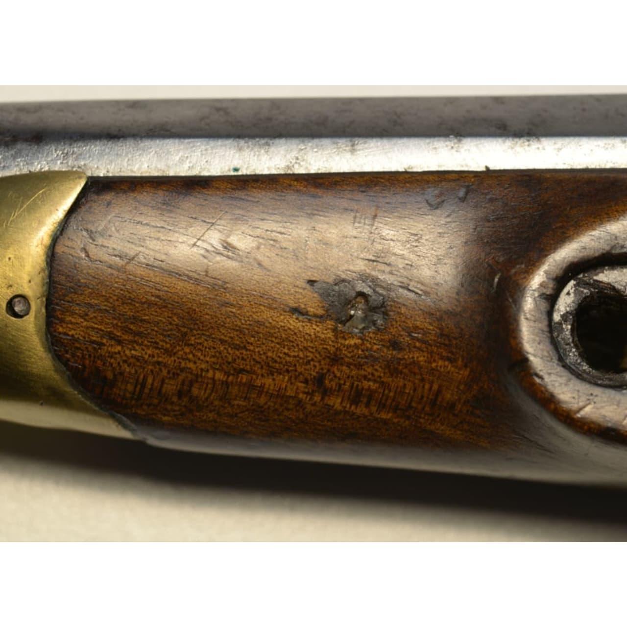 Kavallerie-Steinschlosspistole, um 1830