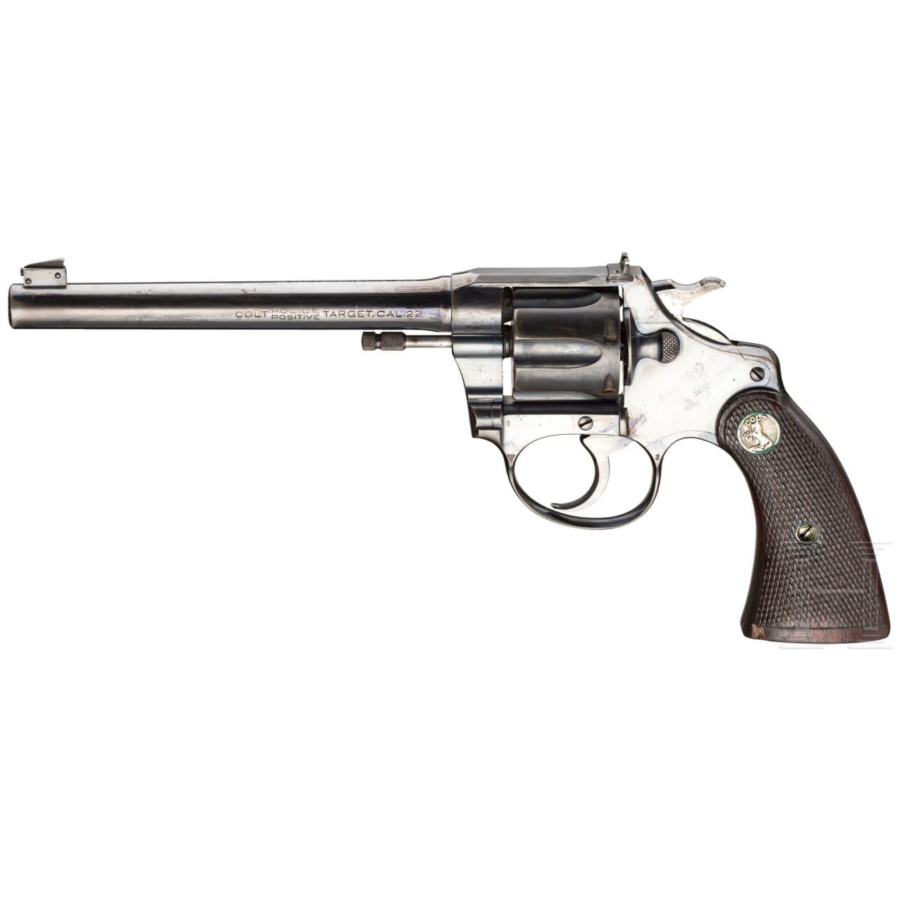 Colt Police Positive .22 Target Mod. G