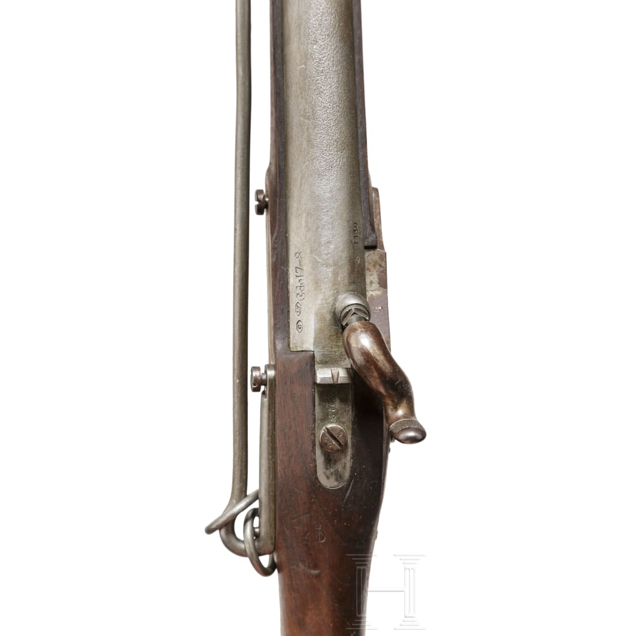 A French cavalry musketoon M 1822 T