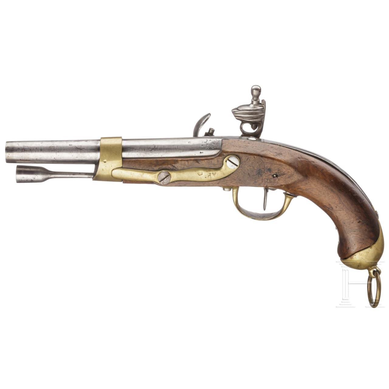Aptierte Kavalleriepistole M an 13