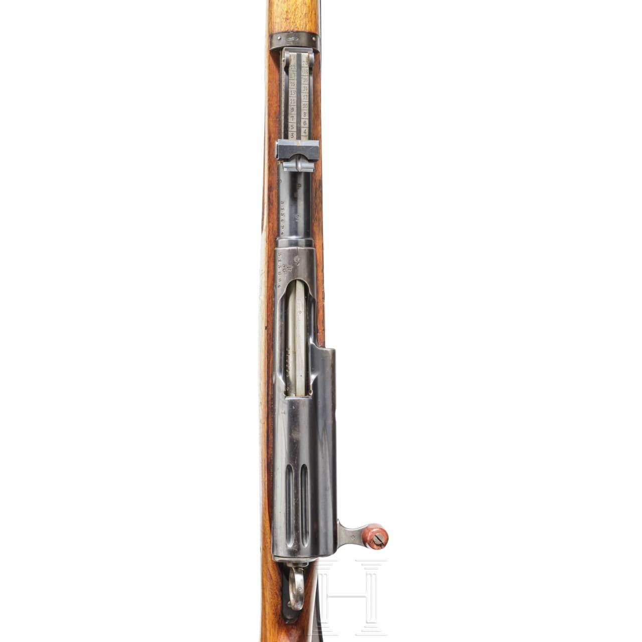 Infanteriegewehr Mod. 1896/1911, W+F Bern